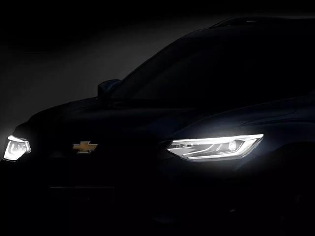 Novo Chevrolet Tracker 2021 brasileiro: 1ª foto revelada