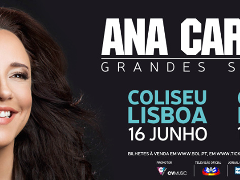Ana Carolina no Porto