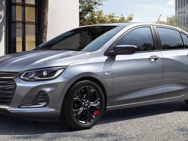 Novo Chevrolet Onix 2020: primeira foto oficial divulgada