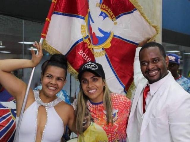 Confira homenagens | Escolas levam ao Carnaval Marta, Garrincha, Pelé e VAR
