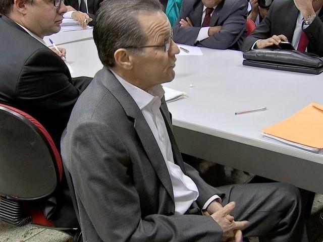 Deputados teriam recebido propina para aprovar as contas de gestão do ex-governador de MT