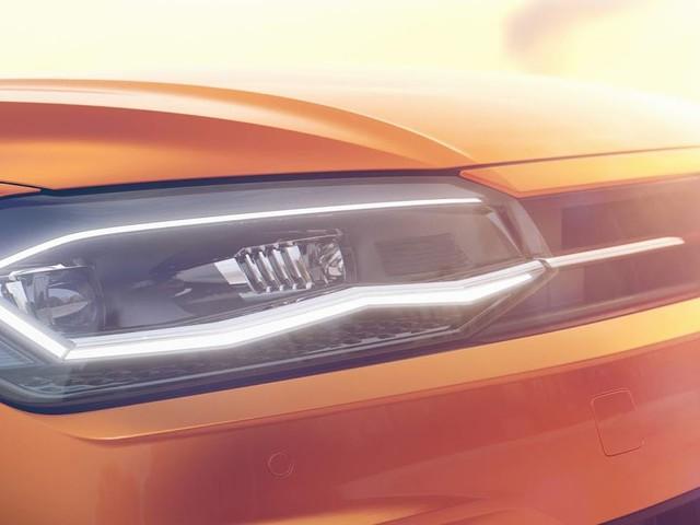 Volkswagen Polo 2018: primeiras fotos oficiais divulgadas