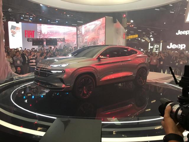 Salão de SP: Fiat Fastback dará origem ao Toro SUV