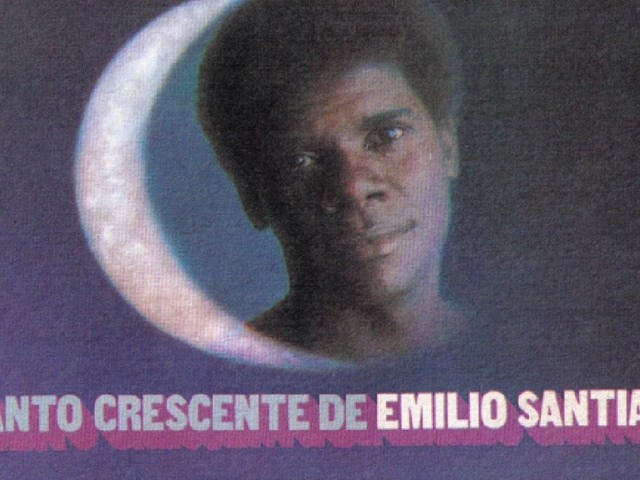 O canto crescente de Emílio Santiago (LP 1979)