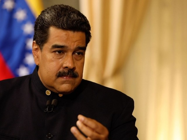 'A Ku Klux Klan que governa a Casa Branca quer se apoderar da Venezuela', diz Maduro