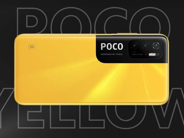 POCO M3 Pro 5G chega ao Brasil em evento marcado para o final de junho