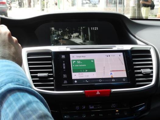 Mais de 400 carros já são compatíveis com o Android Auto