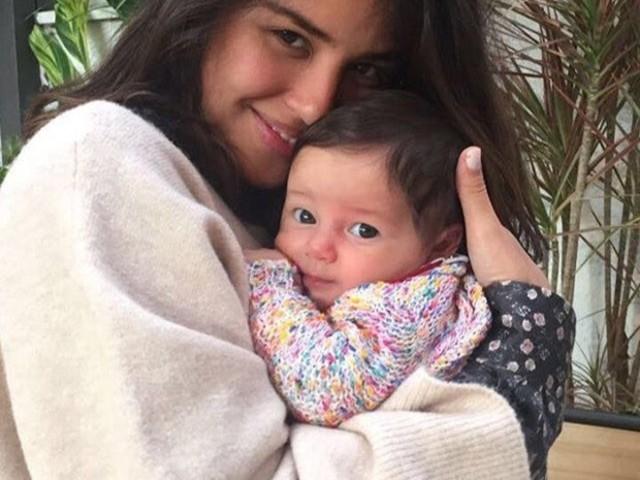 """Yanna Lavigne fala sobre maternidade e relação com Bruno Gissoni: """"Amigos"""""""
