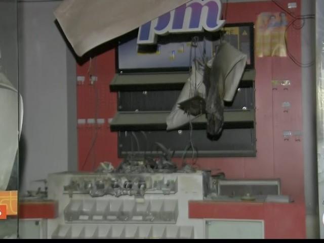 Posto de combustível e caminhão são incendiados no 11º dia de ataques no Ceará
