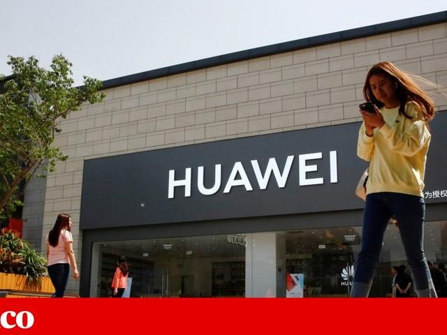 Google suspende negócios com a Huawei