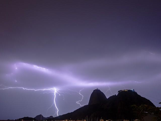 Abril termina como o mês chuvoso no Rio nos últimos 22 anos