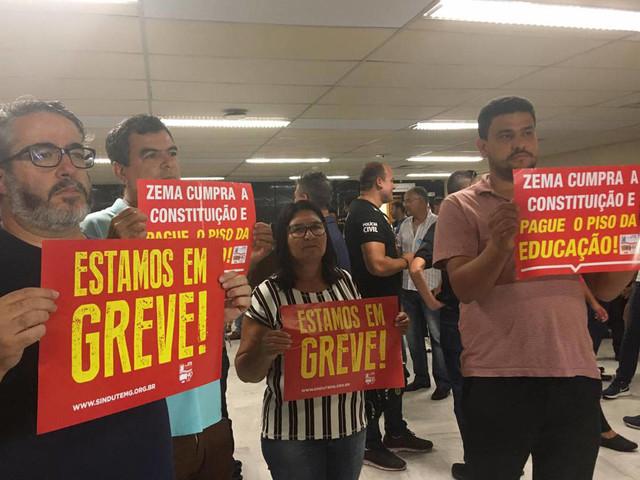 Reajuste de servidor em MG é criticado pelo Novo, partido do próprio governador