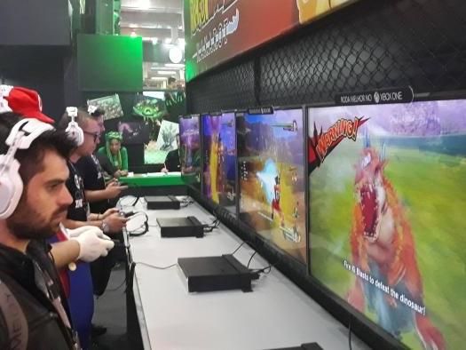 BGS 2019 | Dragon Ball Z: Kakarot é o game da série pelo qual o fã sempre pediu