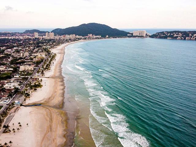 Diárias promocionais a partir de R$ 380 para curtir o Guarujá, no litoral paulista