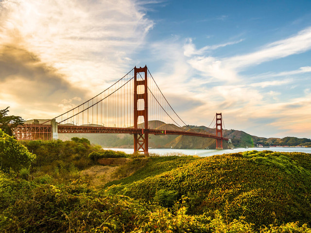 Passagens promocionais para San Francisco ou Los Angeles, na Califórnia, a partir de R$ 1.710 saindo de São Paulo e mais cidades!