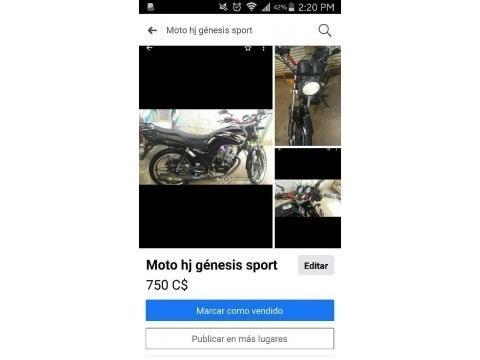 Hj sport 125