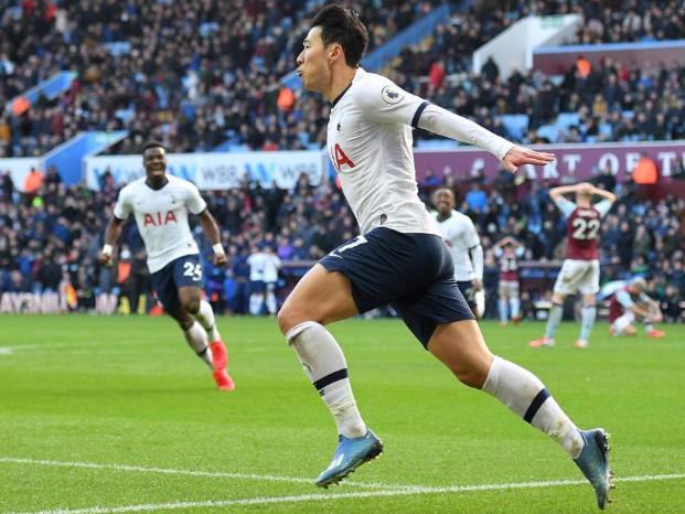 Tottenham libera Son para que viaje à Coreia do Sul
