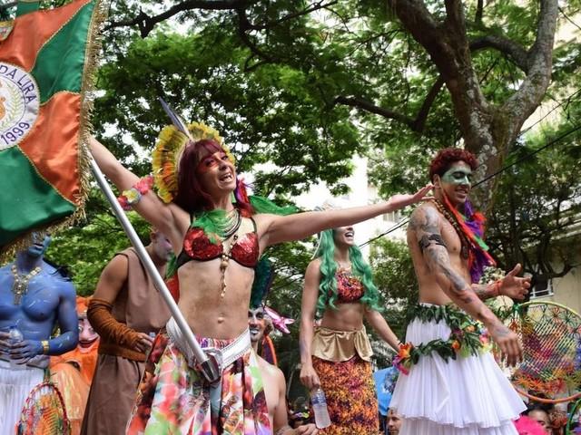 Rio tem de baile de máscara a bloco infantil nesta sexta-feira