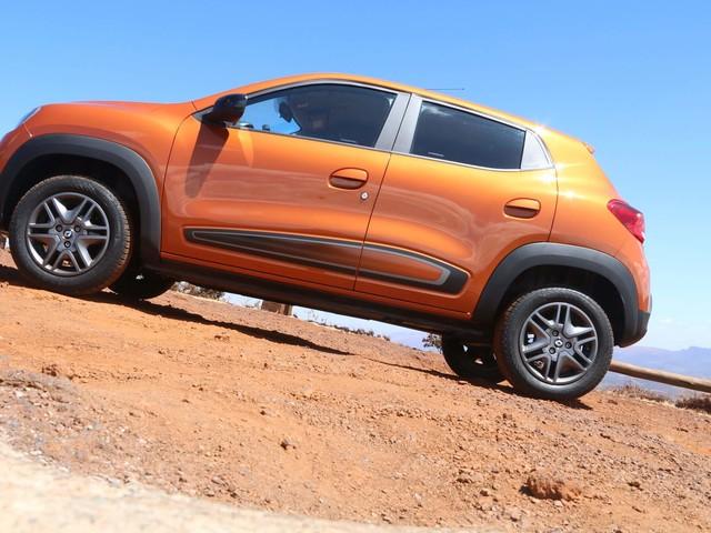 Recall: freio do Renault Kwid pode trincar