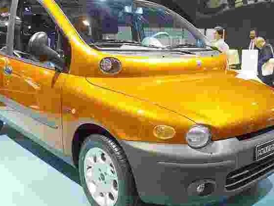Fiat Multipla | 'Carro mais feio do mundo' poderia ser um sucesso no Brasil