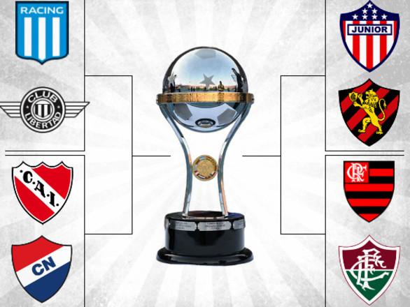 As quartas de final da Sul-Americana de 2017 e os possíveis caminhos do Sport
