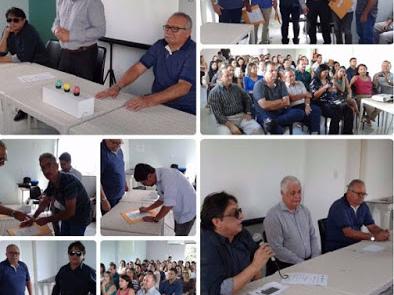 Fórum de Fiscalização do CREMAL. no município de Colônia de Leopoldina