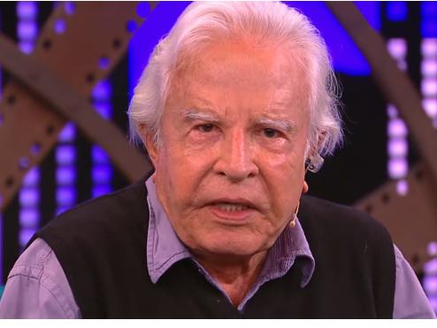 Aos 91 anos, Cid Moreira faz revelações pessoais e diz qual notícia mais o marcou no Jornal Nacional