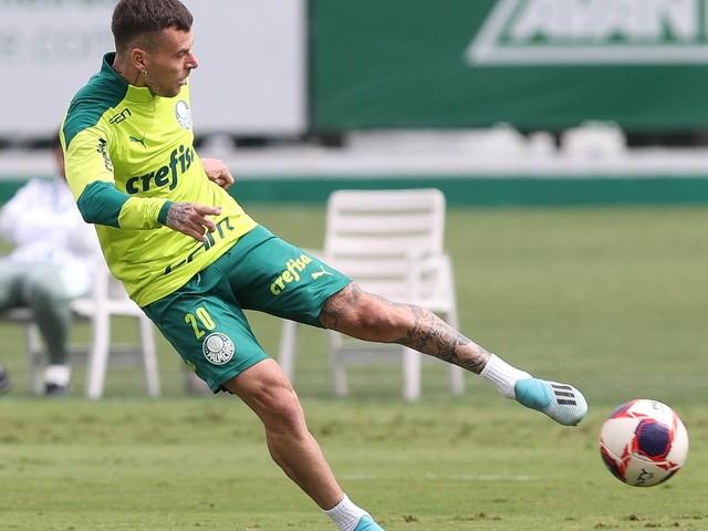 Veja provável escalação do Palmeiras para enfrentar a Ponte