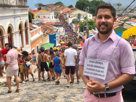 As fantasias mais engraçadas e criativas do Carnaval 2019 – Parte 3