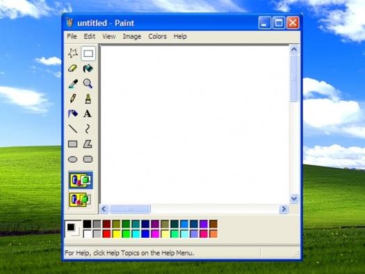 A Microsoft está oficialmente aposentando o Paint