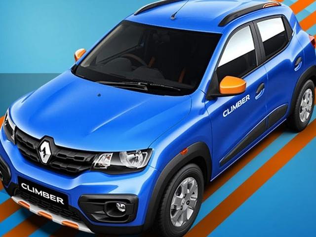 """Renault Kwid Climber """"aventureiro"""" é lançado na África"""