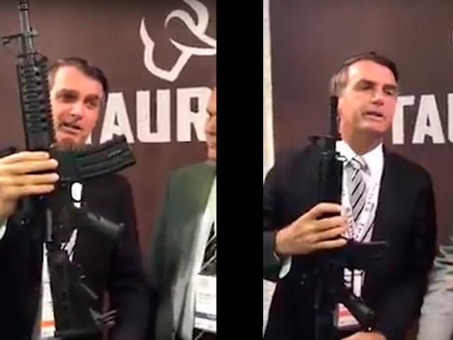 Após decreto de Bolsonaro, qualquer cidadão pode comprar um fuzil