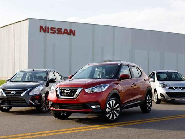 Fábrica da Nissan no Rio de Janeiro comemora cinco anos de atividades