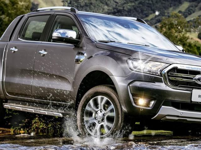 Novo Ford Ranger 2020: fotos, preços, consumo e versões