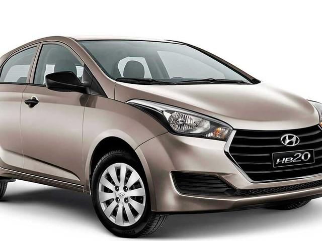 Recall: Hyundai HB20 e HB20S são chamados por falha mecânica
