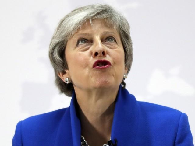 May will Unterhaus über zweites Brexit-Referendum abstimmen lassen