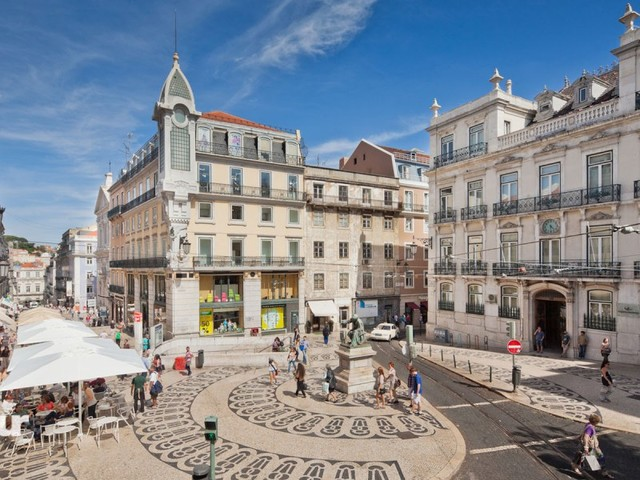 Comércio de rua em Lisboa: Renda prime no Chiado cresceu 70%