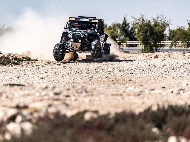 Campeões do Dakar, brasileiros disputam Mundial de Rally no Catar