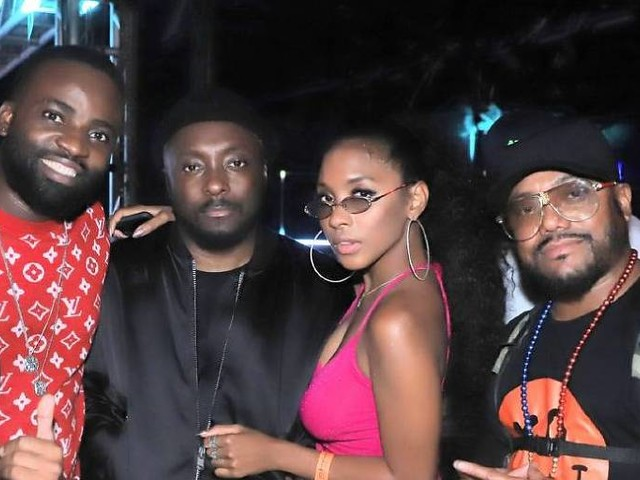 Black Eyed Peas cogita parceria com KondZilla para lançar clipe gravado no Rio