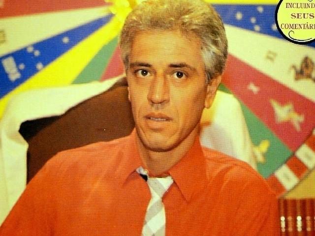 "As ""preteridas"" de Tony Carrado (LP 1988)"