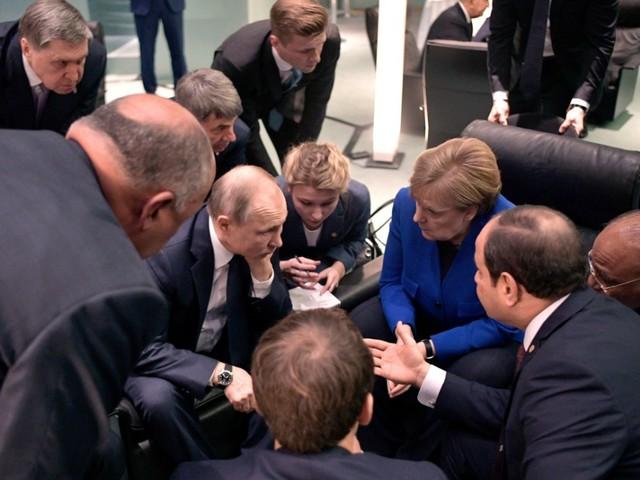 Berliner Libyen-Konferenz beschließt Waffenstillstand