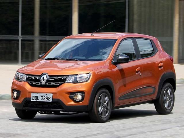 Renault Kwid tem segundo aumento de preços