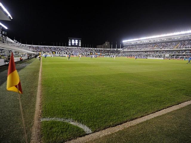 Santos tenta Pacaembu, mas enfrentará o Luverdense na Vila Belmiro