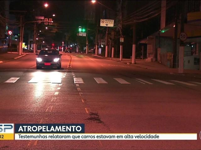 Idoso morre atropelado enquanto atravessava faixa de pedestres na Zona Oeste de SP