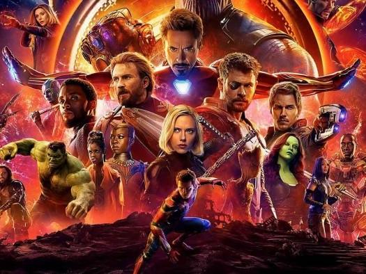 Esta é a linha do tempo de todo o universo Marvel nos cinemas e na TV até então