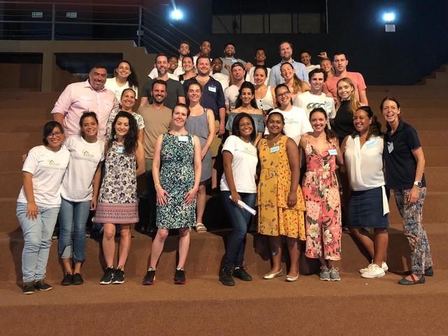 Business Leaders from Cambridge University Visit Rio NGO EduMais