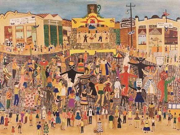 Carnaval por Carlos Drummond de Andrade