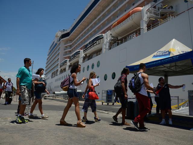 The 2018/2019 Cruise Season to Bring R$2 Billion to Brazil