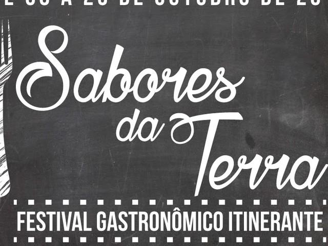 """""""Valinhos será a próxima cidade do Festival Gastronômico Itinerante Sabores da Terra"""""""
