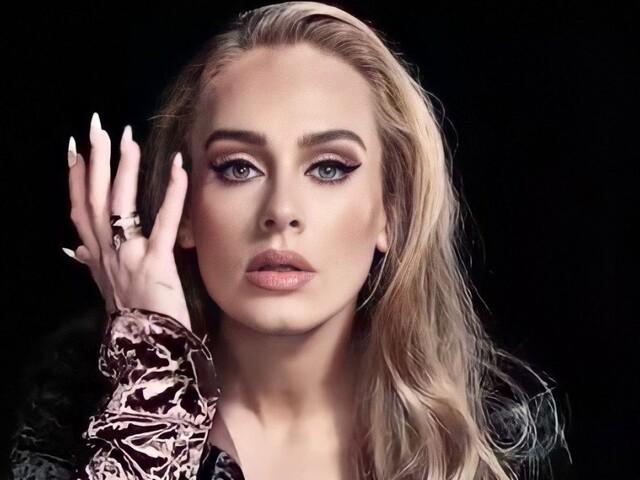 """Adele finalmente quebra jejum de seis anos e lança comeback. Vem ouvir """"Easy on Me"""" com a gente!"""